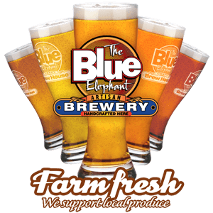 Local Farm Fresh Brewed Beer